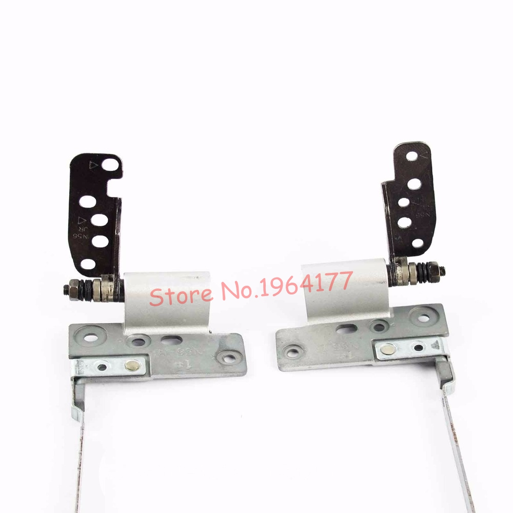 Image 3 - New Laptop LCD Hinge for ASUS N56 N56DP N56DP DH11 N56DY N56V N56VB N56VJ N56VJ S4042H N56VM N56VZ N56X Left &Right hinge-in LCD Hinges from Computer & Office on