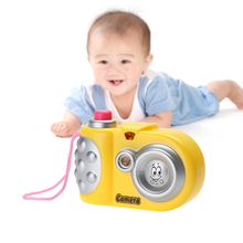 New Creative Toy Camera Baby Study Toy Kids Projection Camera Educational Toys for Children FCI