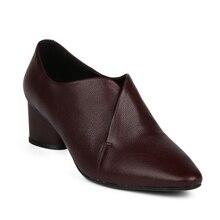 Для женщин насосы Обувь на высоком каблуке офисные туфли-лодочки AstaBella RC699_BG020014-17-1-2 женская обувь из натуральной кожи для женщин