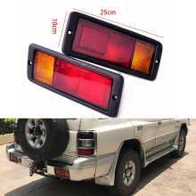 MIZIAUTO 1 pair Left  Right Rear Tail Light Lamp for Mitsubishi Pajero Montero 92-99 MB124963 MB124964 214-1946L-UE 214-1946R-UE