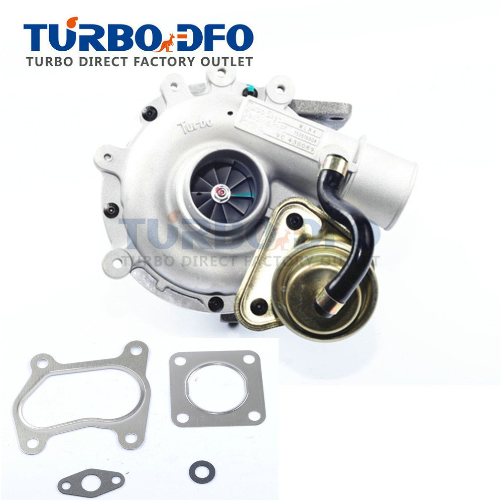 RHF5 turbocharger VJ26 / VJ33 complete turbo for Mazda B2500 MPV Bravo 2.5 L 115 J97A / <font><b>WL</b></font>-T 109 HP VA430013 / VB430013 / WL84 image
