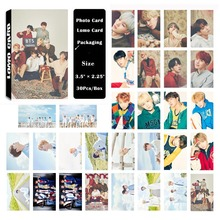 BTS 30 Photo Cards Album (38 Models)