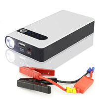 8000mAh Portable Car Jump Starter Power Bank Vehicle Battery Charger 12V Emergency Startup Power Car Battery Charger