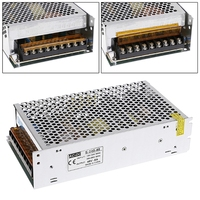 AC 100 260V To DC 48V 5A 240W Switch Power Supply Driver Adapter LED Strip Light