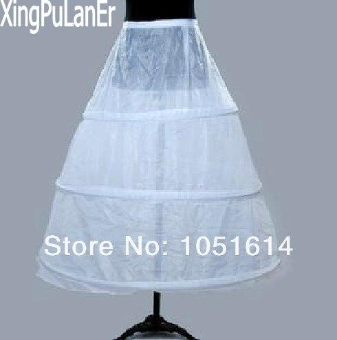 Custom Made Evening Wedding Bridal Petticoat Wedding Accessories