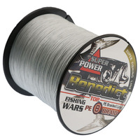 8 Strands Winter Fishing Line Pe Fishing Braided Line Both Sea Water And Freash Water High