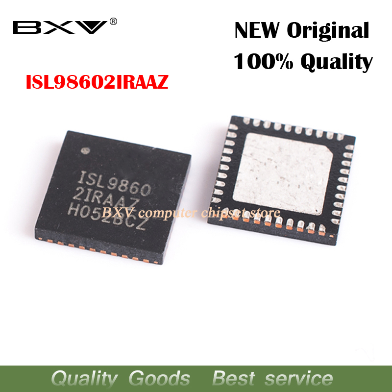 5pcs ISL98602IRAAZ ISL98602 ISL9860 2IRAAZ QFN LCD chip new original laptop chip free shipping5pcs ISL98602IRAAZ ISL98602 ISL9860 2IRAAZ QFN LCD chip new original laptop chip free shipping