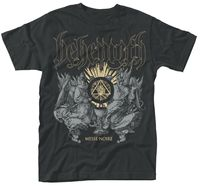 Behemoth 'Messe Noire' T Shirt NEW & OFFICIAL! 2019 fashion t shirt 100% cotton tee shirt tops wholesale tee 2019 hot tees