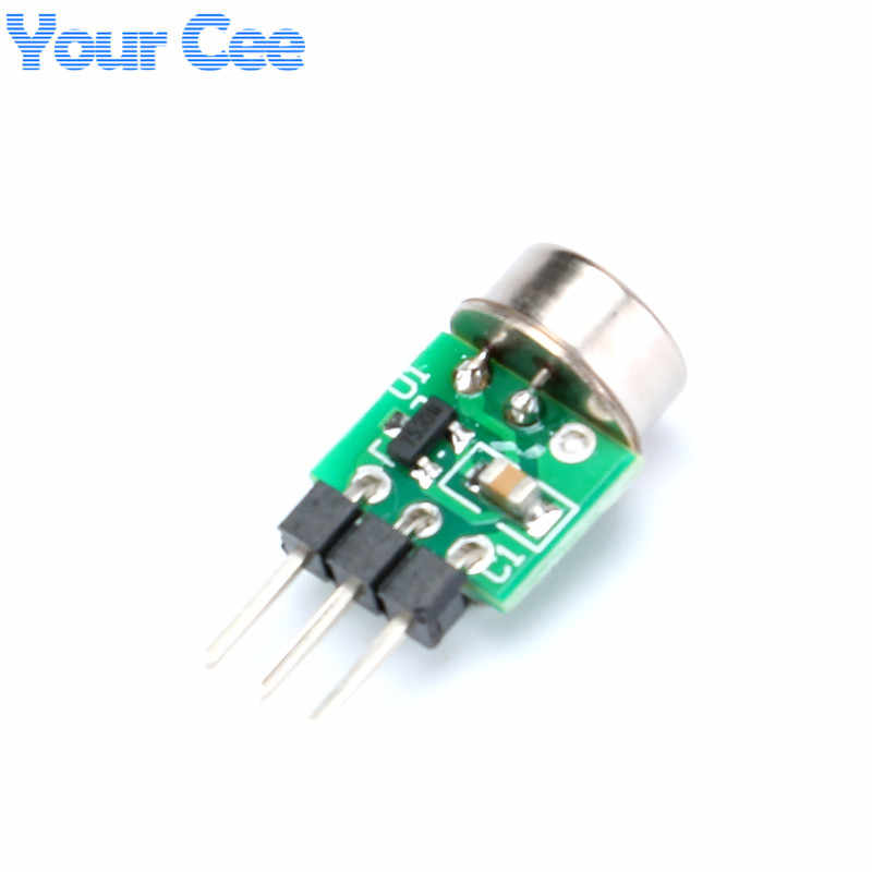 10 шт. Мини ИК пироэлектрический инфракрасный движения PIR человека сенсор автоматический детектор модуль AM312 сенсор DC 2,7 до 12 В