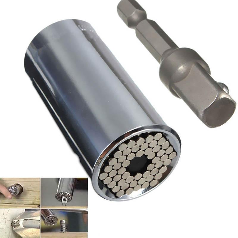Universal Gator Socket Grip Multi Function A Hand Tool Set Repair Kit Screwdriver Wrench Adapter Multitool