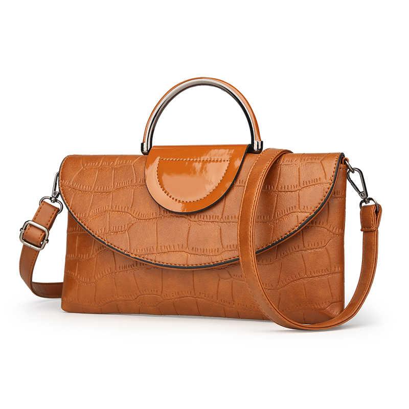 Kunzite женские сумки для женщин 2018 Аллигатор Кожа Сумка через плечо роскошные сумки женские Сумки Дизайнерская ручная сумка клатч