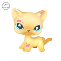 Cute 816 Animal Figure Kids Collection Toy Short Hair Cat EUROPEAN 2249 Children S Gifts
