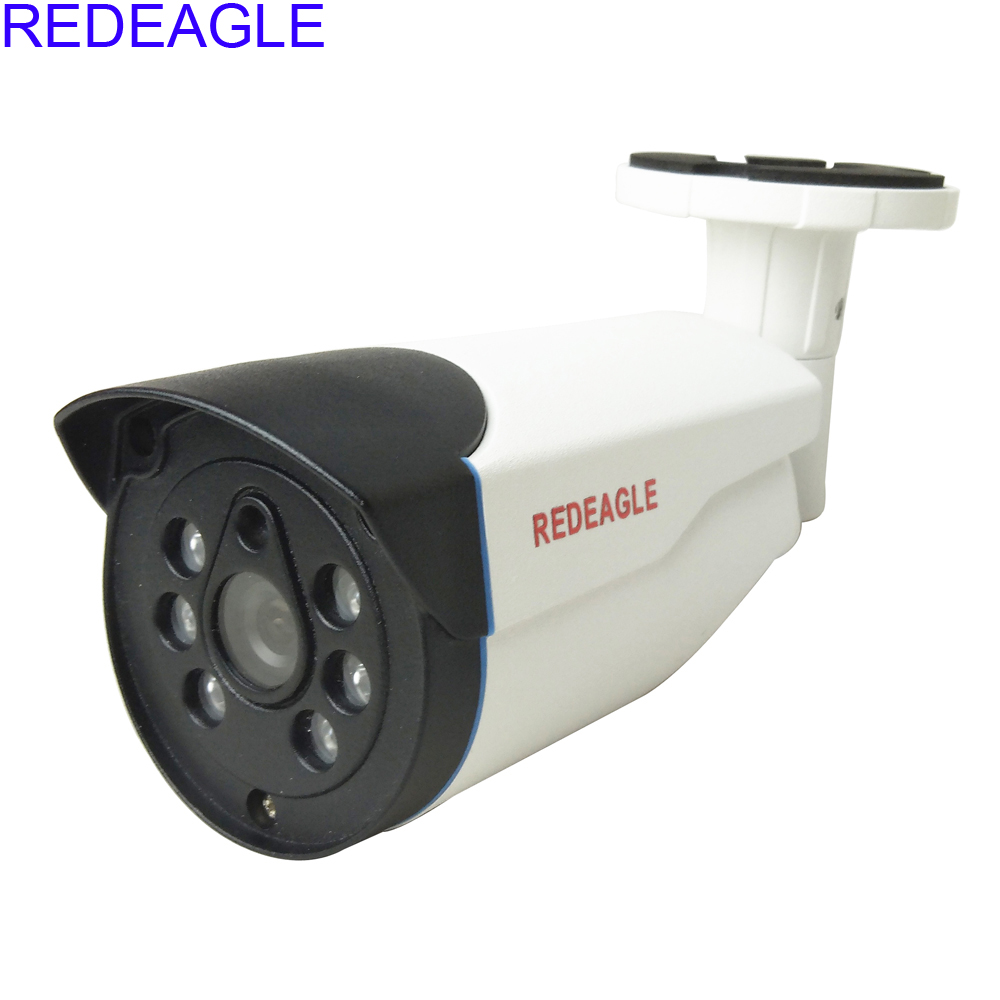 REDEAGLE 2MP 1080P AHD CCTV Bullet Camera Metal Body font b Outdoor b font Waterproof