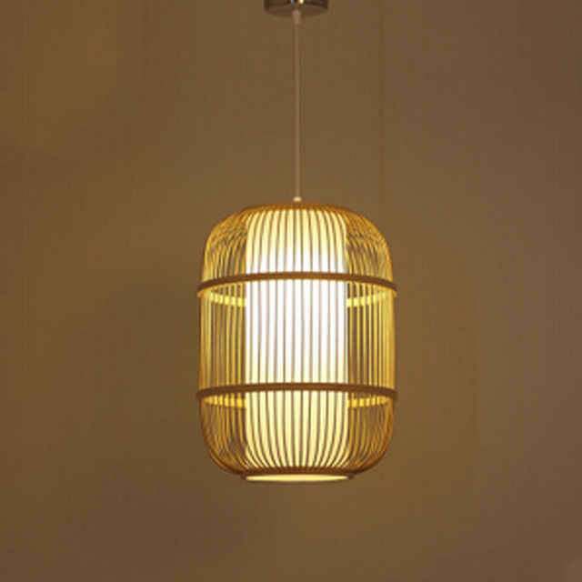 New Chinese Zen Pendant Lamps Restaurant Lamps Balcony