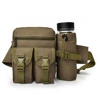 2018 Protector Plus Unisex Bottle Pocket Riding Kettle Outdoor Travel Wallet Fishing Bag Leisure Camo Waist Belt Sports Bag