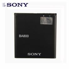 Original High Capacity BA800 Phone Battery For SONY Xperia S Xperia V LT25i LT26i 1700mAh аккумулятор monitor для sony xperia v lt25i ba800 4057 оригинал