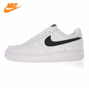 Nike AA4083 Air Force 1  07 Men Walking Shoes White 103 Shock Absorption  Breathable 724093851