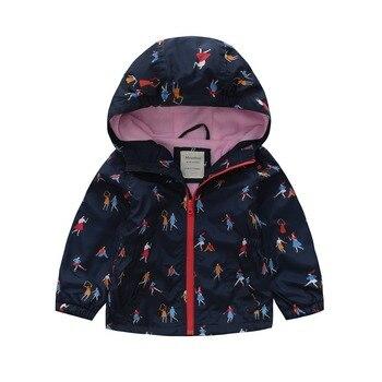 M130 Spring Autumn Winter Child Thick Polar Fleece Lining Jacket Hoodies Boy Keep Warm Coat kids Tops Outwear Girl Windbreaker