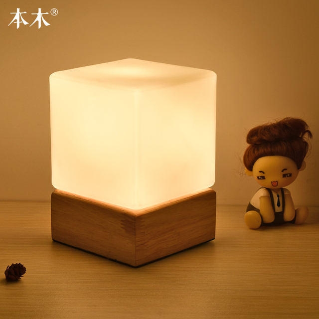 Aliexpress.com : Buy modern Simple Fabric Table Lamp Dimmable ...