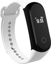 A16 Смарт-часы модный спортивный браслет для iPhone IOS для Samsung Android Часы Heart Rate трекер Шагомер Montre