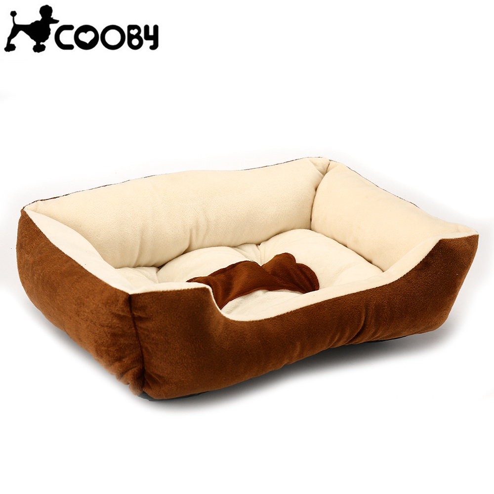 Pet Dog Beds Products Cat Sofas House For Dogs Mats Cats Basket Bone Pettern Bed Sleeping Puppy Sofa Yx0001 In Houses Kennels Pens