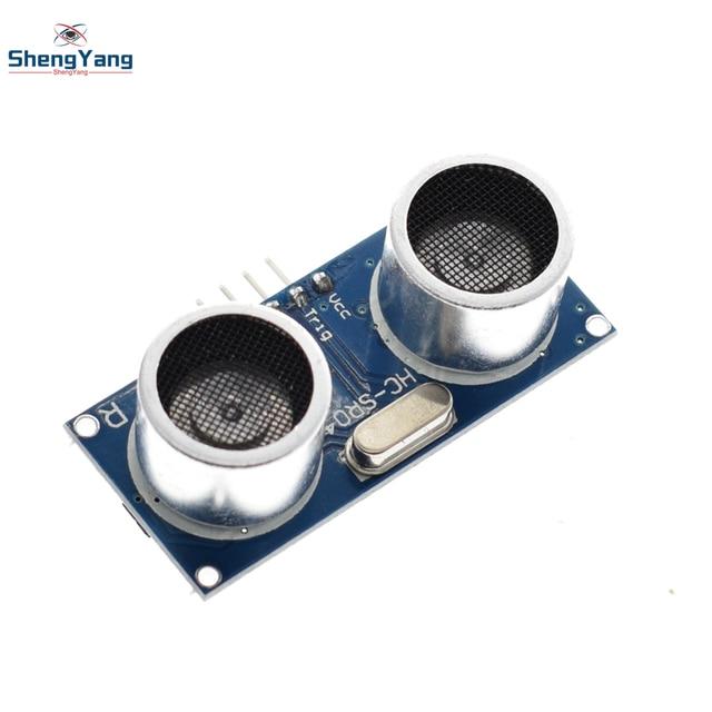 1pcs ShengYang HC-SR04 to world Ultrasonic Wave Detector Ranging Module for arduino Distance Sensor