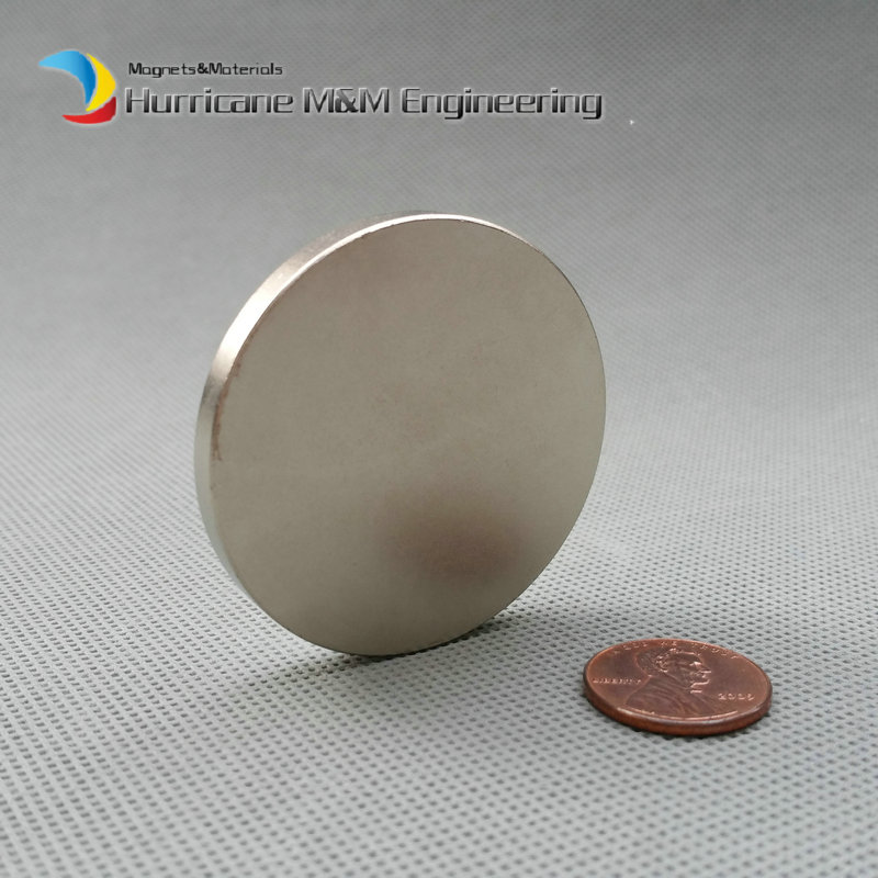 10 pcs N42 Large Disc Dia 50x5 mm NdFeB Magnet Strong Neodymium Magnets Sensor Rare Earth Magnets Permanent Lab magnets ndfeb n42 magnet large disc od 100x10 mm with m10 countersunk hole 4 round strong neodymium permanent rare earth magnets