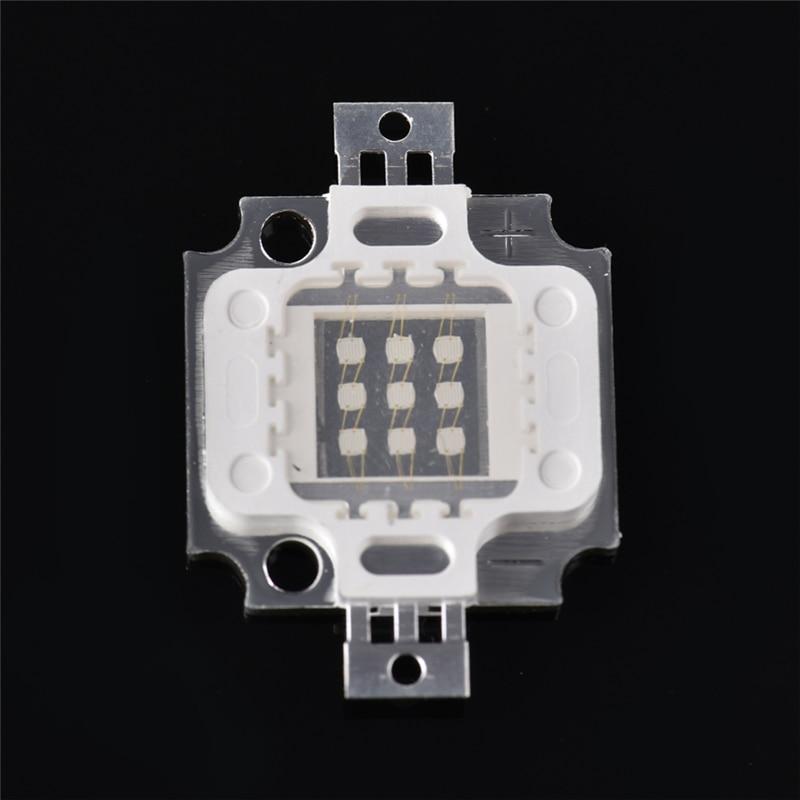 Beleuchtung Zubehör Licht & Beleuchtung ZuverläSsig Uv 395-400nm 10 Watt Lampe Perlen Lampe Lila Cob Led Perle Licht Diy FÜhrte Uv Chip Lampe