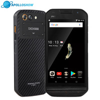 DOOGEE S30 Smartphone Side Fingerprint 2GB 16GB Dual Camera 5580mAh 5V 2A Quick Charge 5 0