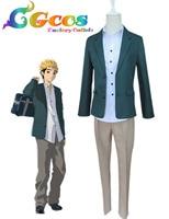 Free Shipping Cosplay Costume Ajin: Demi-Human Tanaka Koji Uniform Retail/Wholesale Halloween Christmas Party Uniform