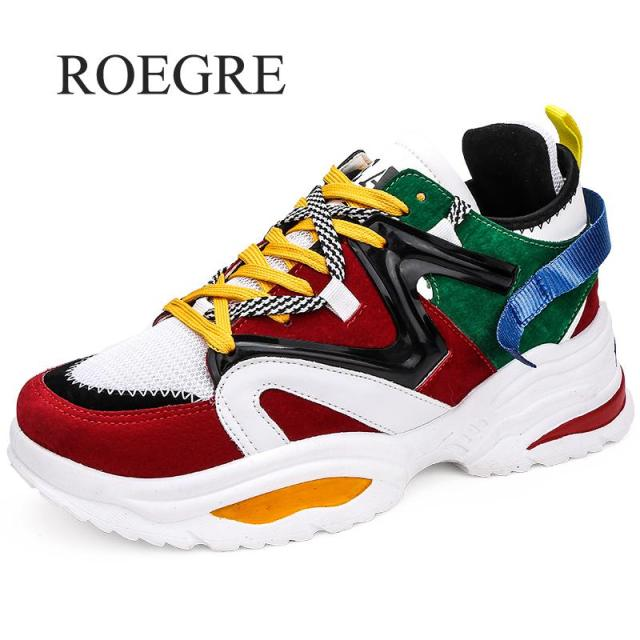 55527f39138 2018 Harajuku Autumn Vintage Sneakers Men Breathable Mesh Casual Shoes Men  Comfortable Fashion Tenis Masculino Adulto Sneakers