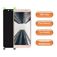 삼성 갤럭시 A6 5.6 A600 SM-A600F A600FN LCD 디스플레이 및 터치 스크린 디지타이저 어셈블리 교체 부품 용 2018 인치 LCD