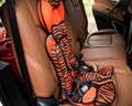5-point harness Safety kids child baby car seat covers portable blue orange grey Top quality Comfortable 9-40 KGS protection