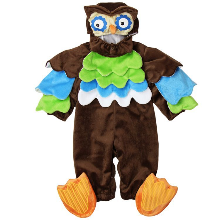 2015 limited direct selling baby owl halloween costume photography