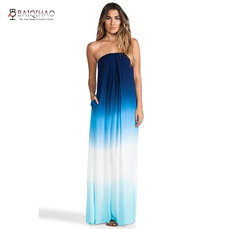Aliexpress.com : Buy Summer style Women Maxi Dresses 2015 New ...