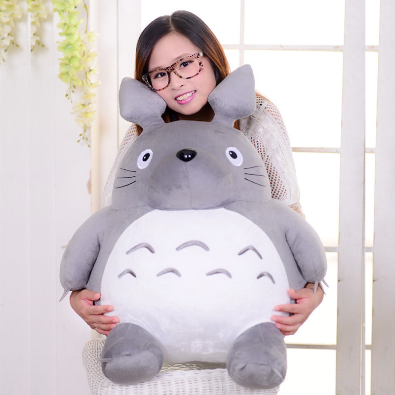 Cartoon Stuffed My Neighbor Totoro Plush Toys Gifts Toys For Children Soft Toy For Kids Gift Animation Doll Toy (5)