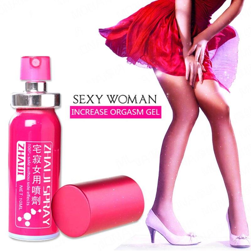 Produits aphrodisiaques féminins Stimulant sexuel orgasme liquide gouttes de sexe pour femme, Stimulant sexuel Stimulant Spray Libido Enhancer 3