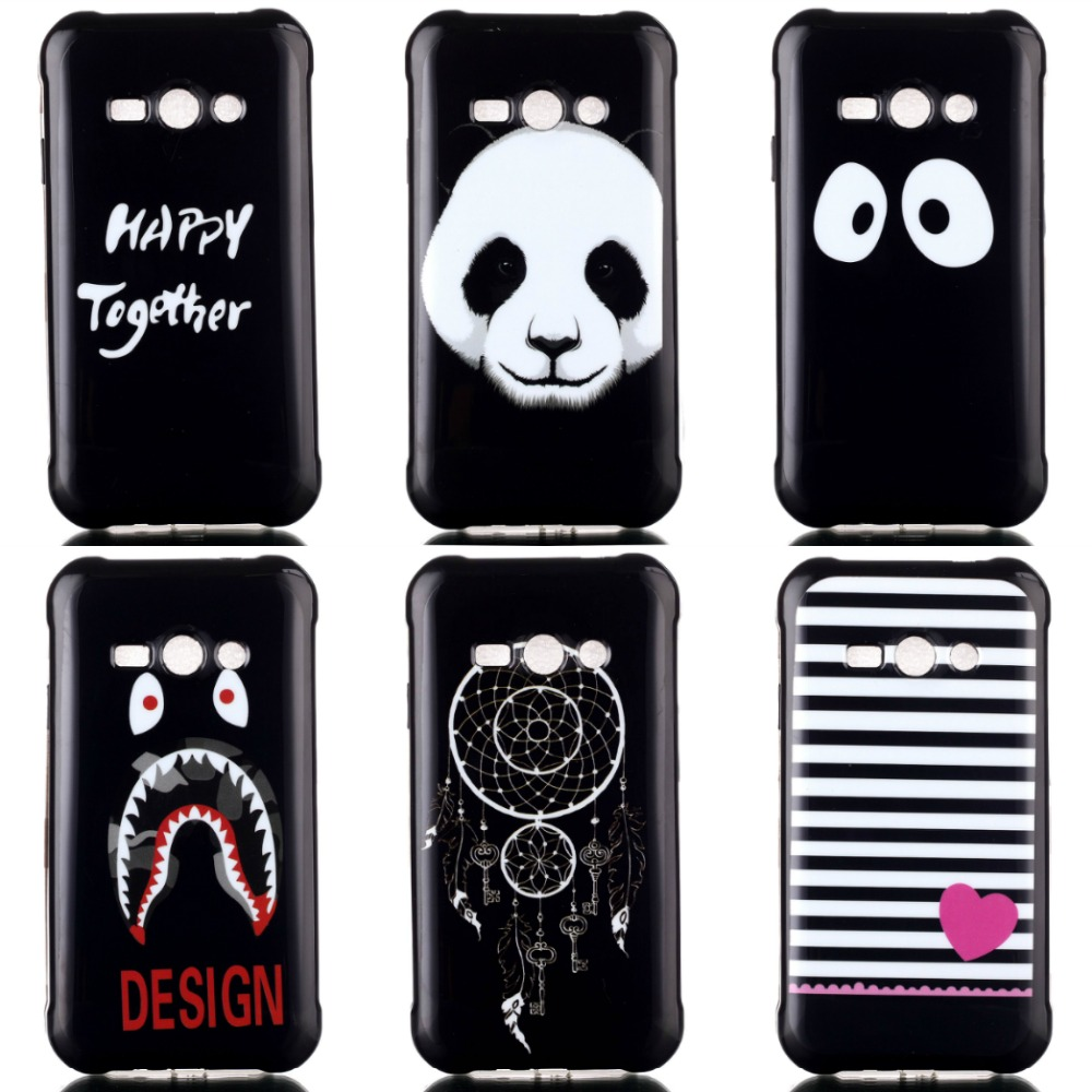 J1 Ace Case Soft Silicon Tpu Cover Case For Samsung Galaxy J1 Ace J110 Cartoon Cover Love Lion Panda Phone Bag Protective Shell Cover Case Blackberry Cover Casecover Case Ipad Aliexpress