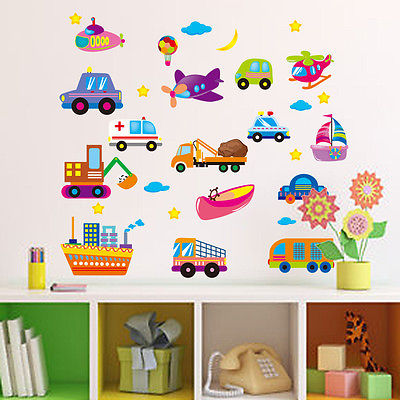 Cartoon Cars Kinderzimmer Wandaufkleber Fur Kinderzimmer Jungen Schlafzimmer Wandtattoos Fenster Poster 3d Auto Wandaufkleber Tapete Sticker For Kids Room Wall Stickers For Kidscars Wall Stickers Aliexpress