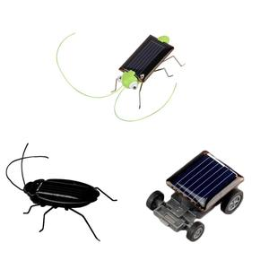 Children Baby Solar Power Ener