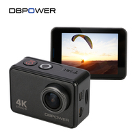 DBPOWER EX5000 EX4000 Series Wifi Action Camera With 2 0 LCD Screen 14MP 1080p 30fps Waterproof