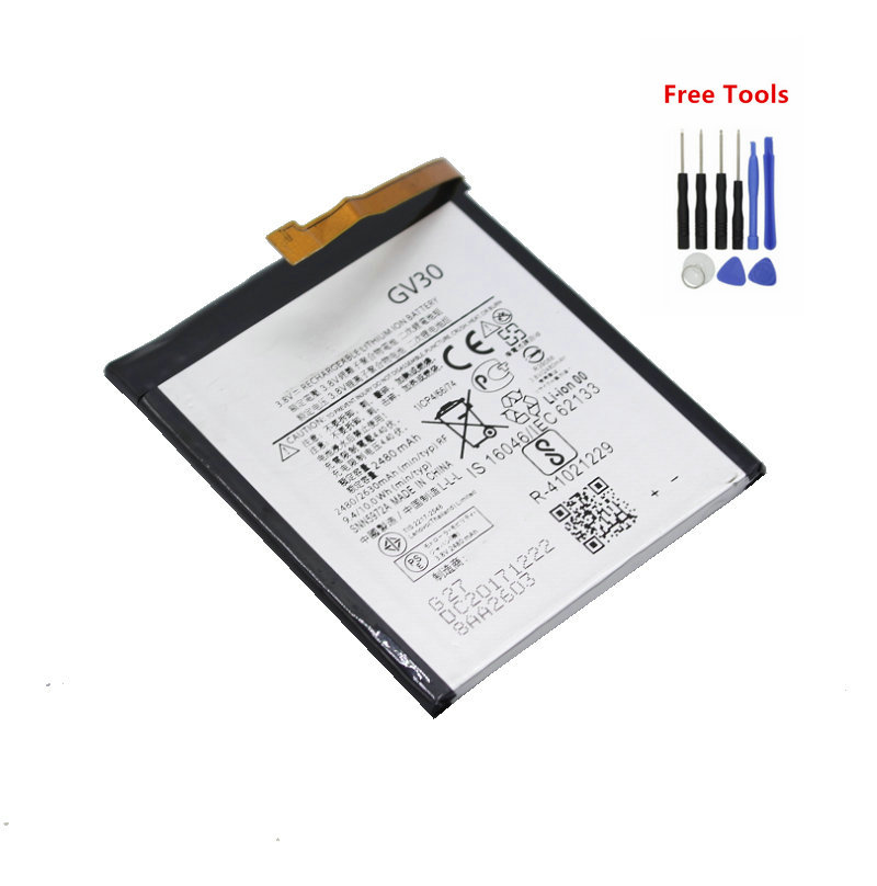 Mobile Phone Batteries Losoncoer 4300mah Bl-44e1f Replacement For Lg V20 Battery H990 F800 Battery Good Heat Preservation Mobile Phone Parts