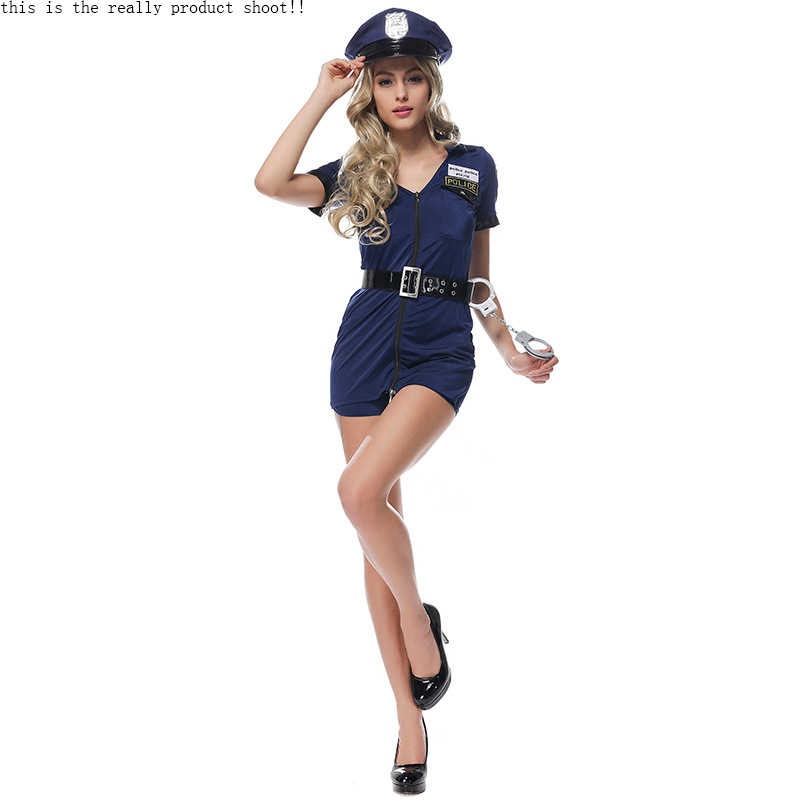 Женская форма полиции сексуальная