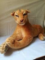 large 80cm simulation female lion plush toy soft doll throw pillow toy ,birthday gift b2811