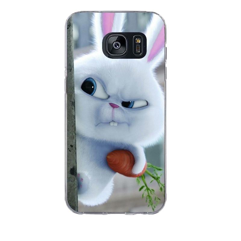 A For Samsung Galaxy S7 Egde Case Cover For Samsung Galaxy S6 Edge Case For Samsung S7 S6 G920F I9600 Cover Silicon Fundas