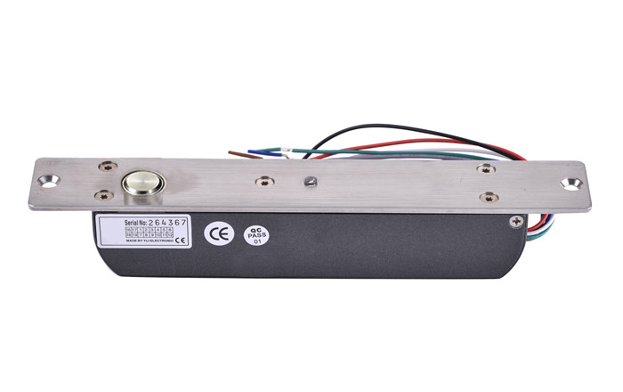 Fail Safe Steel With Strongly Style and Stainless Steel Electric Bolt With Magnetic Feature 0-9 S Delay Time