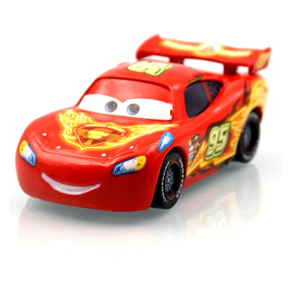 23 Styles New Pixar Cars 2 Gold Silver Lightning McQueen 1:55 Scale Diecast Metal Alloy Modle Cute Toys For Children Gifts Toy