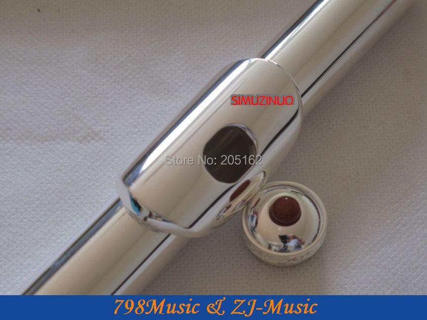 Flute-B Foot-Open Hole-Split-E-Inline-G-No.7