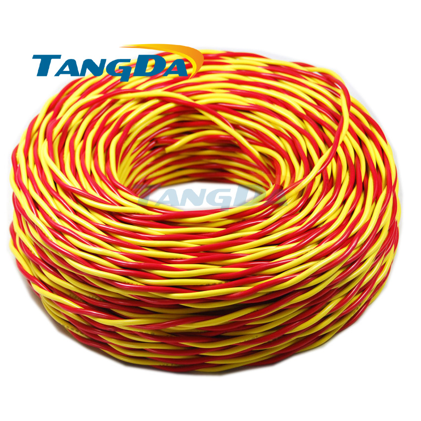 Flexible Cable Fixture : Tangda dhl ems m rvs flexible twisted wire pure copper