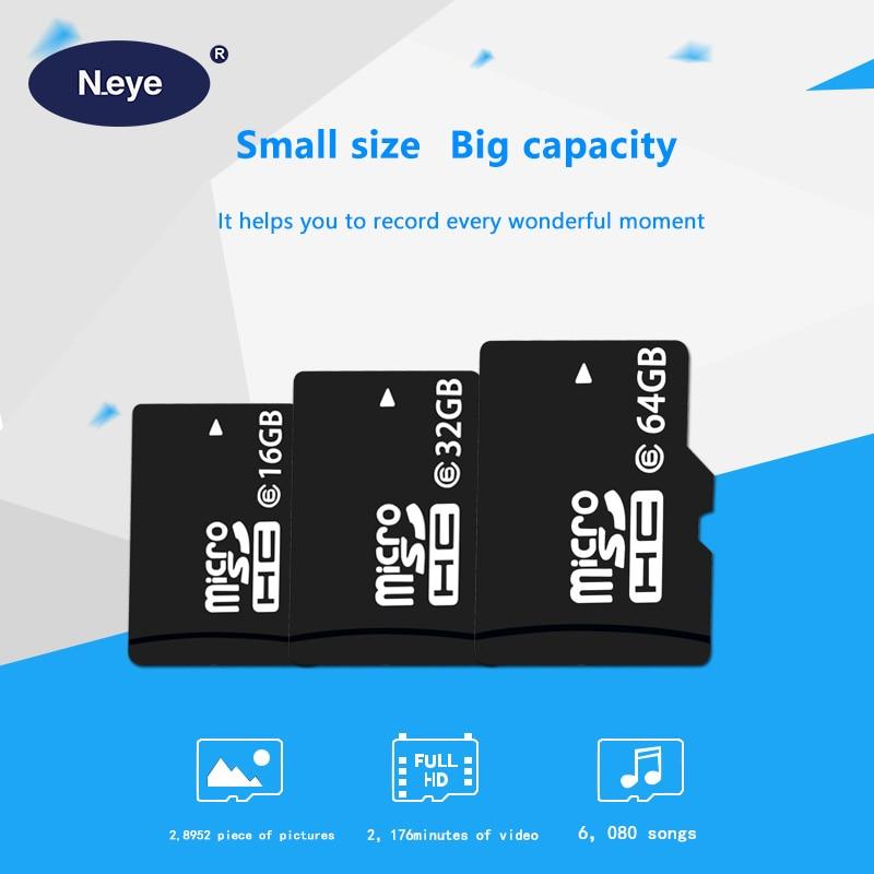 1 pcs N_eye 16 GB GB 64 32 GB Cartão SD cartão de memória para câmera ip  wifi câmera Acessórios